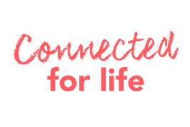 connected for life logo