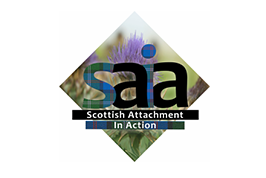 Scottish attachment matters logo